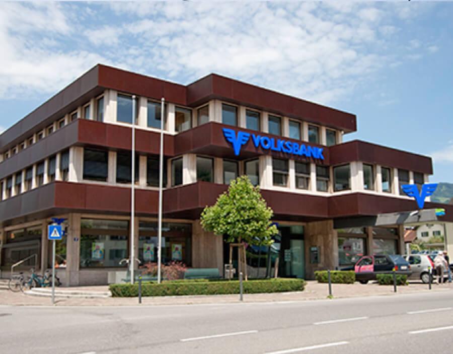 ee-consult Energieberater Vorarlberg, Heizungserneuerung Kunde Volksbank Vorarlberg