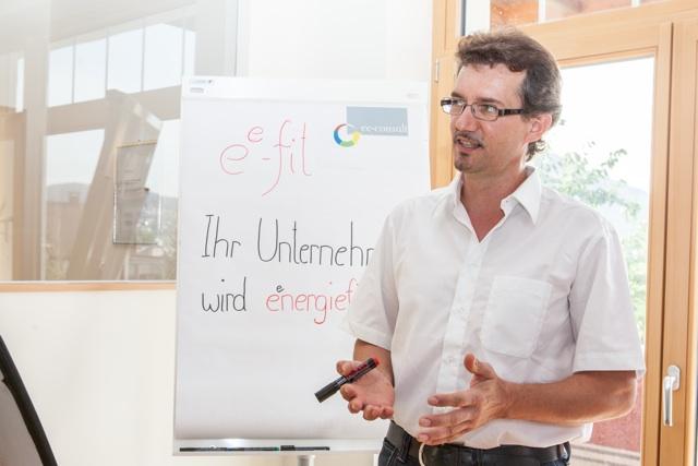 ee-consult Energieberater Vorarlberg, Energiemanagement, Energieeffizienz, Geschäftsführer Ing. Emanuel Gstach